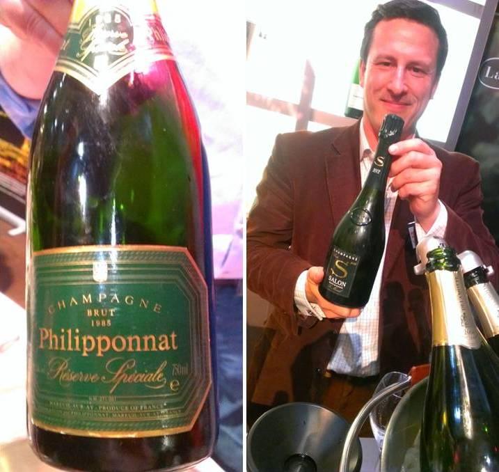 Korjaamon samppanjamarkkinat copatintocopatinto for 1985 salon champagne