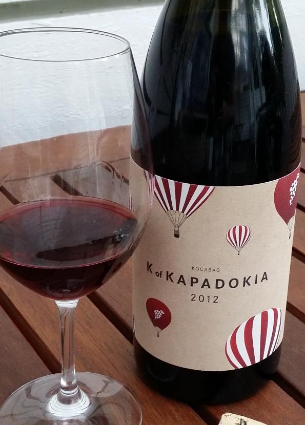 K of Kapadokia