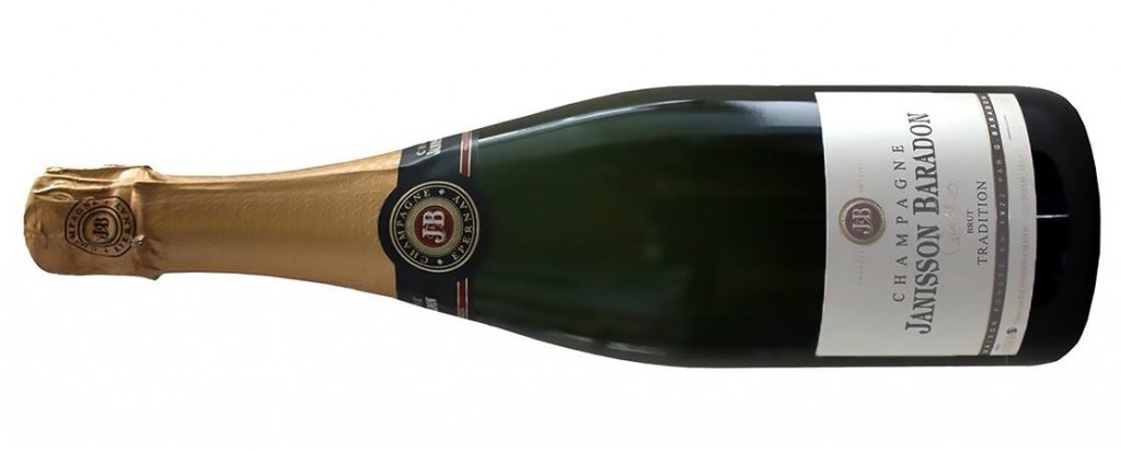 Janisson-Baradon Tradition Brut vaaka