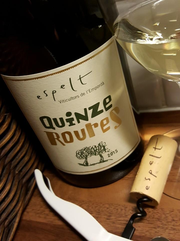 Espelt Quinze Roures 2015