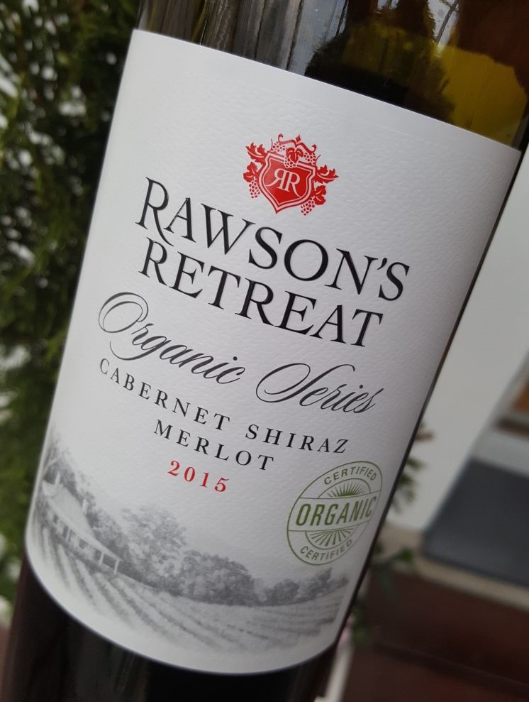 Rawson's Retreat Organic Series Cabernet Shiraz Merlot